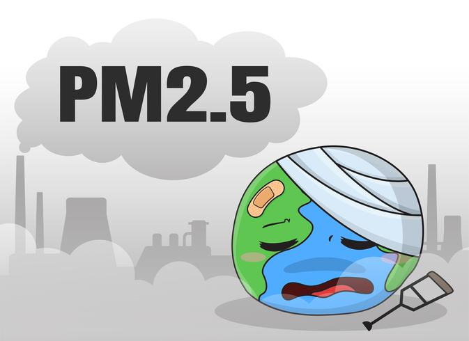 Bụi mịn PM2.5 là gì? Làm gì để bảo vệ sức khỏe khi không khí ô nhiễm