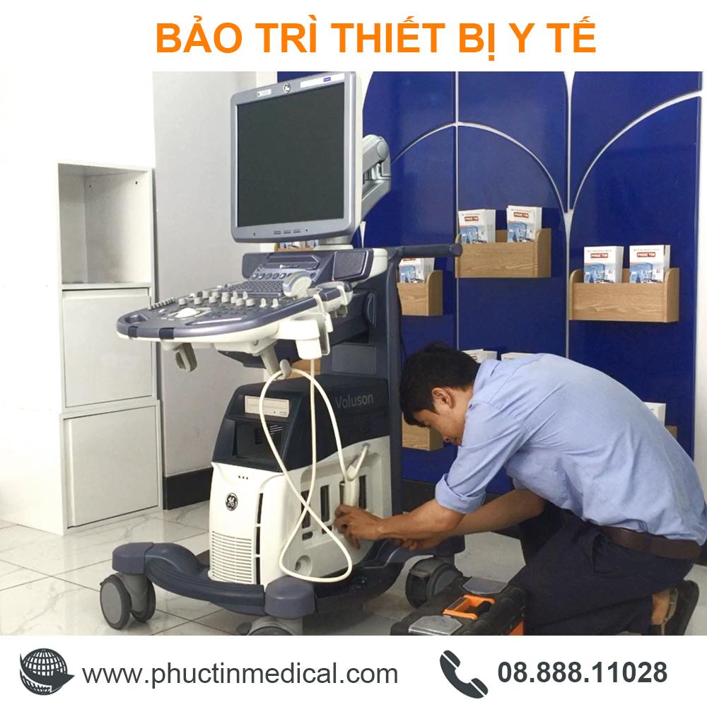 Dịch vụ bảo trì thiết bị y tế