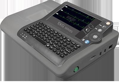 Máy đo điện tim 3 kênh EKG I - IG Medical Đức