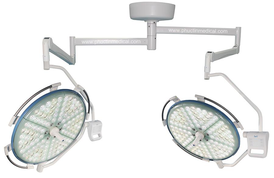 ĐÈN MỔ LAM Series LED - IG Medical Đức