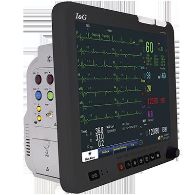 Màn hình theo dõi bệnh nhân XP Series Monitor - IG Medical Đức
