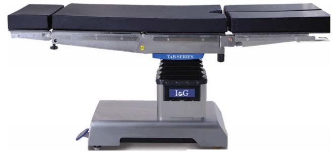 Bàn mổ điện thủy lực TAB Series - IG Medical Đức