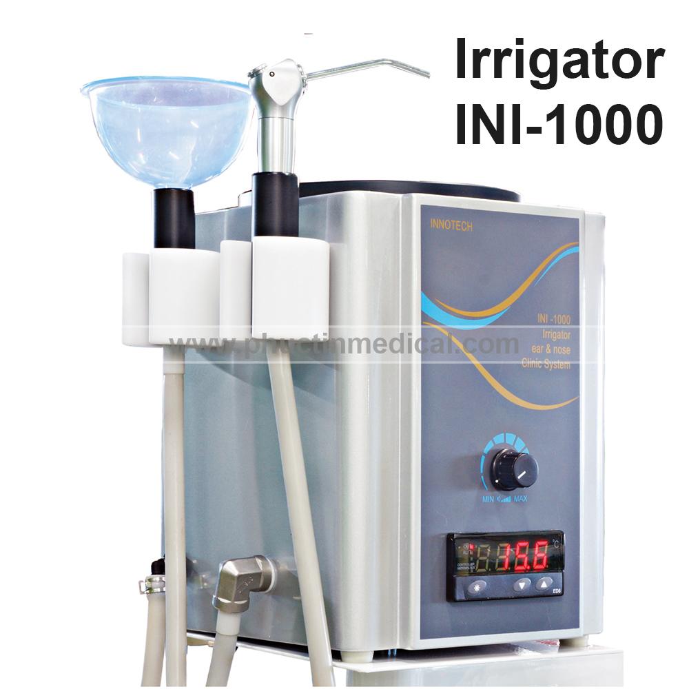 Máy điều trị tai mũi họng Irrigator INI 1000 - Medone Innotech - Hàn Quốc