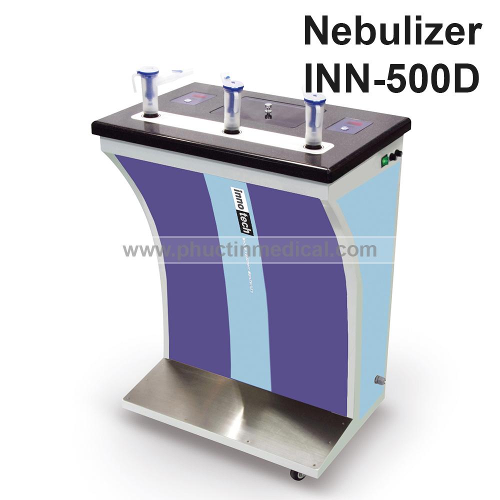 Máy điều trị tai mũi họng Nebulizer INN 500D - Innotech - Hàn Quốc