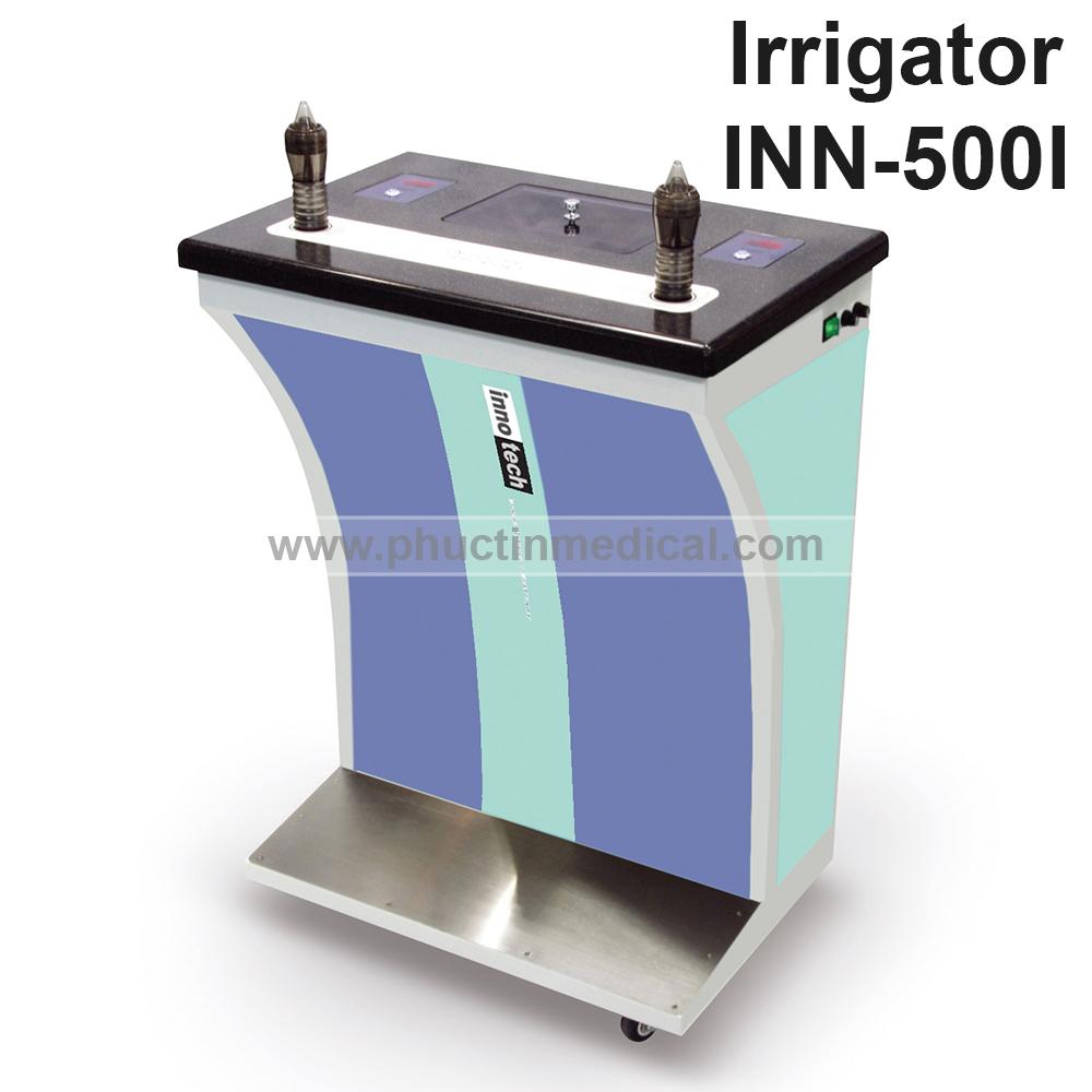 Máy điều trị tai mũi họng Irrigator INN 500I - Medone Innotech - Hàn Quốc