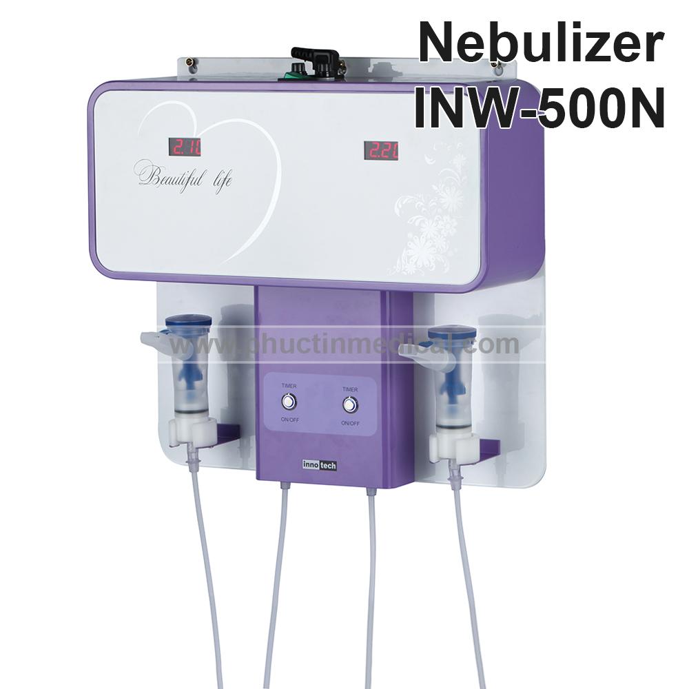 Máy điều trị tai mũi họng Nebulizer INW 500N - Medone Innotech - Hàn Quốc