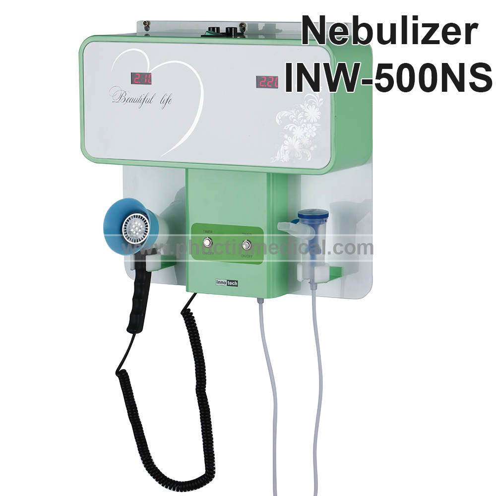 Máy điều trị tai mũi họng Nebulizer INW 500NS - Medone Innotech - Hàn Quốc