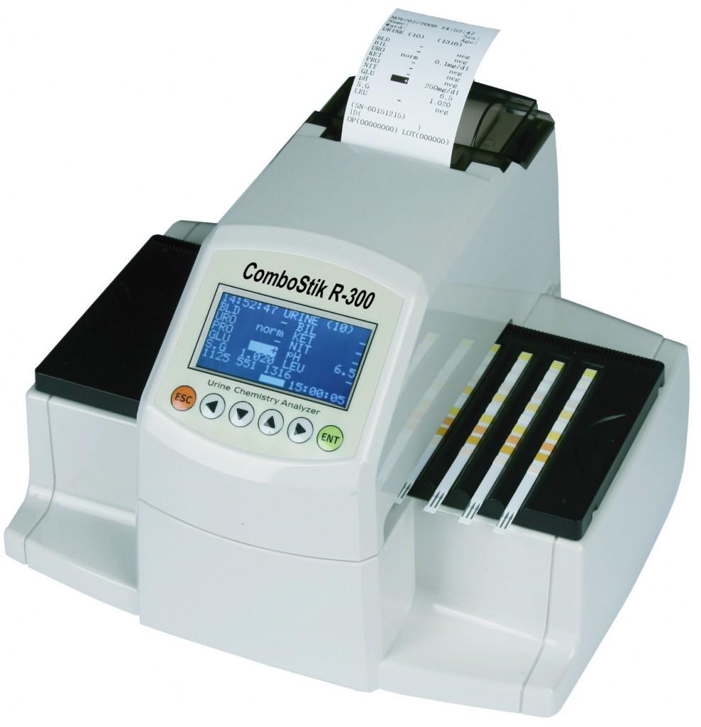 Máy xét nghiệm nước tiểu ComboStik R-300 - DFI Hàn Quốc