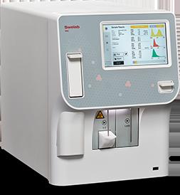 Máy phân tích huyết học tự động 20 thông số Swelab Alfa Plus