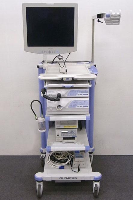 Máy nội soi dạ dày, đại tràng Olympus CV 260