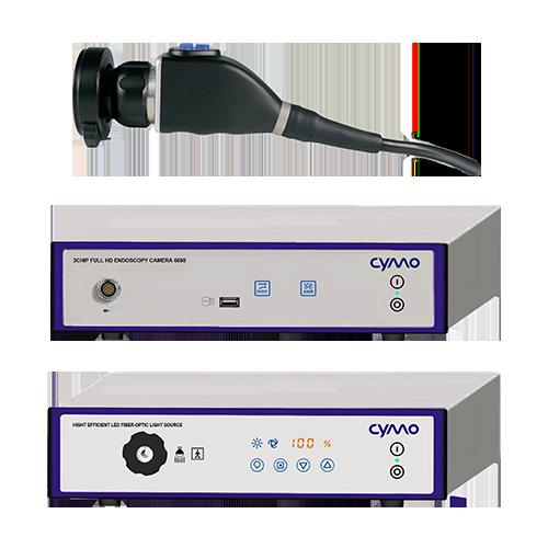 Máy soi Tai mũi họng & Camera 6698 (3 chip Full HD) - CYMO Hà Lan