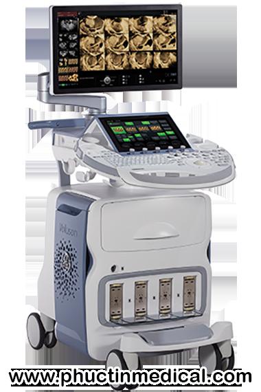 Máy siêu âm HD-Live GE HealthCare Voluson E8 - Mỹ