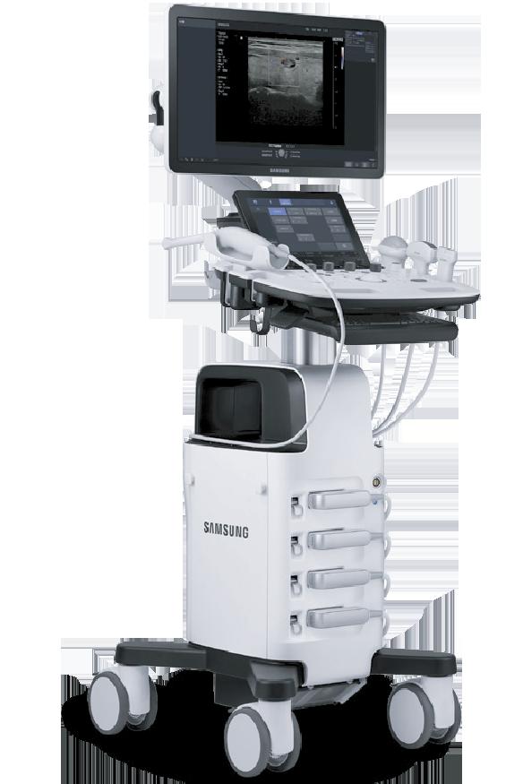 Máy siêu âm 4D Samsung Medison HS40 - Hàn Quốc