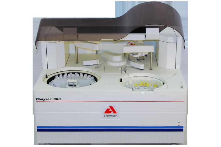 Máy xét nghiệm sinh hóa tự động Biolyzer 300 - Hãng Analyticon - Đức