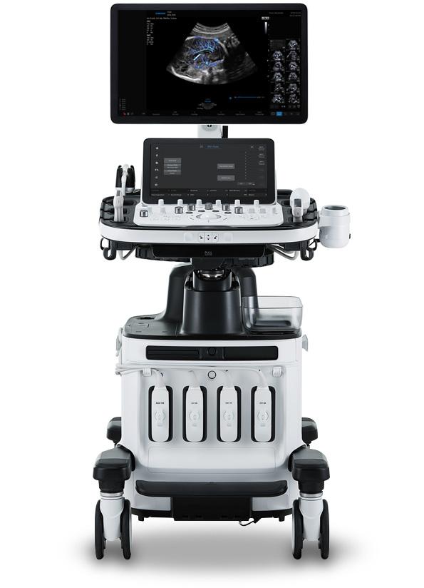 Máy Siêu Âm Thai Nhi Hỗ Trợ AI Của Intel Và Samsung