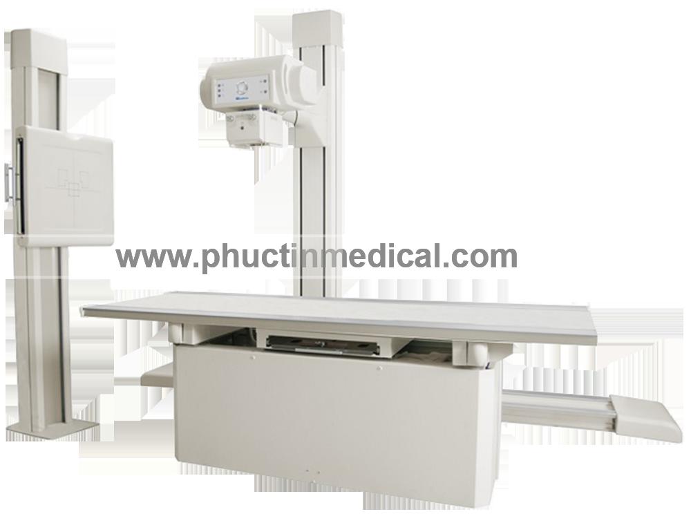Máy Chụp X-Quang Jumong - SG Healthcare - Hàn Quốc